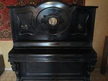 Freres Diederichs пианино 1901 чёрный