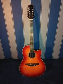 Ovation CC245-HB Celebrity 12  + чехол