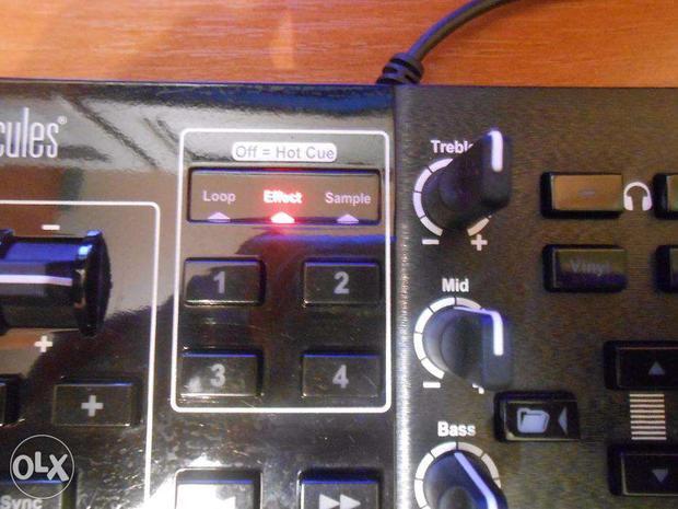 Dj контроллер Hercules DJControl Air HRC0722 4780722