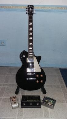Great Gibson  Синий