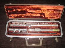 Buescher  Aristocrat 1960 серебро