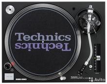 Technics 1210 MK5 2000 черный