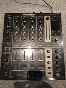Pioneer DJM-700  черный