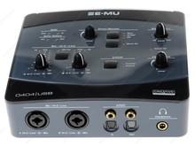 Звуковая карта E-MU Creative Professional 04-04