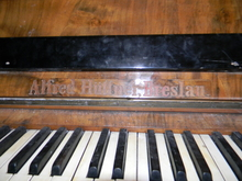 Alfred Huttner, Breslau