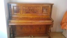EDUARD MAETZKE немецкое фортепиано 1926 красное дерево