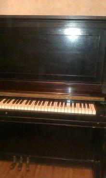 Shomer & Сo. концертное пианино (New York, 1871)