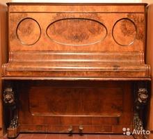 FRANZ HUMMEL Пианино антикварное