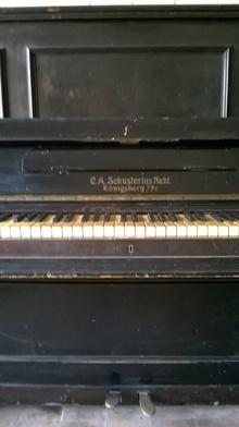 C.A. Schusterius Nachf Konigsberg 1/Pr