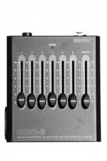 Botex Controller DMX SDC-6 2015 Серый