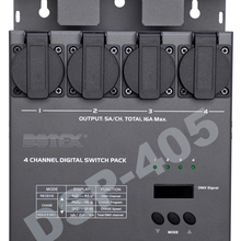 BOTEX Switchpack DSP-405 2015 Черный