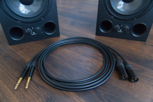 Кабель для студийных мониторов XLR - Jack (Klotz + Neutrik)