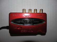 Behringer U-Control UCA222 2013 красный