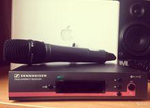 Sennheiser ew 100-945 G3 2014 Радиосистема  Черная