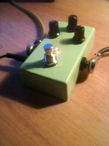 Lovepedal Eternity Burst  (hand made)