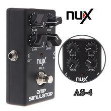 Nu-X AS-4 2015 черный