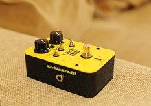 Rockett pedals  Lemon Aid  Жёлтый глянец