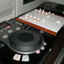 Vestax CDX-05 BLK