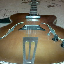 Gibson (Looks like Musima) 1976 wood