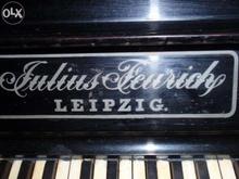 Julius Feurich leipzig 1925 чорний