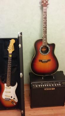гитара эл. аккустика Crafter под авейшн 2012  самбёст