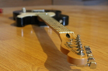 Fender Telecaster 2011 Черный