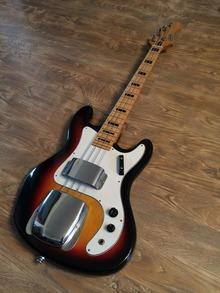 Alfa Tone Jazz Bass