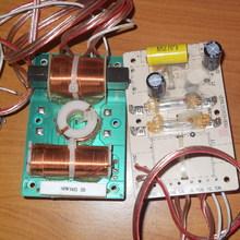 Фільтра трьохполосні (пасивні короссовери) для JBL JRX125