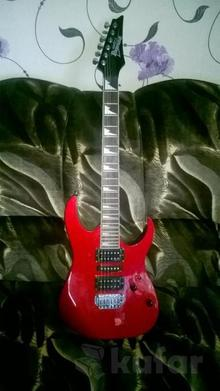 Ibanez GIO GRG170DX 2012 Red