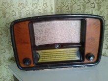 Балтика радиоприемник 1963 коричневый