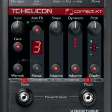 TC-Helicon correct-xt