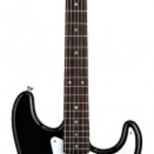 Fender Squier Bullet Strat + Combo Marshall MG15CFX 2015 Чёрный