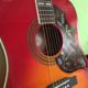 Epiphone Hummingbirds  2014 Красный