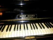 Depot accord 1907 черный