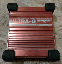 BEHRINGER GI100 ultra-G  красный