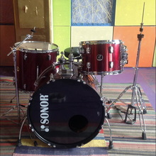 Sonor Force 507 Stage  Wine Red