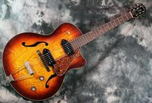 Godin 5th avenue kingpin II 2012 Cognac Burst