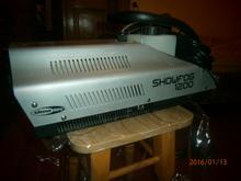 Дым машина - Генератор тумана   Showtec ShowFog 1200