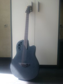 Ovation DS778TX 2011 Черный