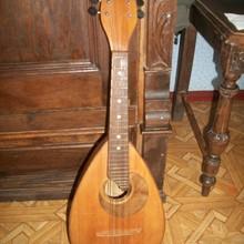 Старая мандолина