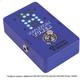 Guitar Tech GTE-004 Dot Matrix Pedal Tuner 2015 Синий