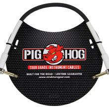 "Pig Hog PH1RR 1ft 1/4"" -1/4"" 8mm Instrument Cable"