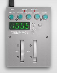 ATEMP MC1 2015