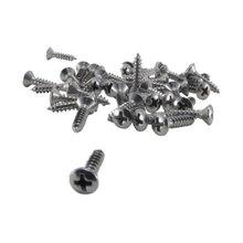Ernie Ball P04241 PICKGUARD SCREWS NICKEL BAG OF 40