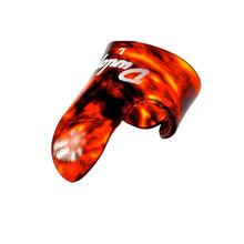 Dunlop Shell Plastic Fingerpicks  9010R Large