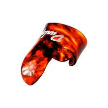 Dunlop Shell Plastic Fingerpicks  9010R Medium