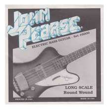 John Pearse 6000 Light Long Scale
