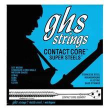 GHS M5200 Contact Core Super Steels Medium String