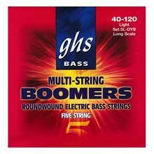 GHS 5L-DYB Bass Boomers Light String