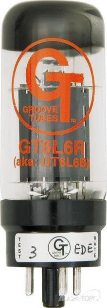 Fender - Gt 6L6 Rd M Matched Pwr Tubes Med